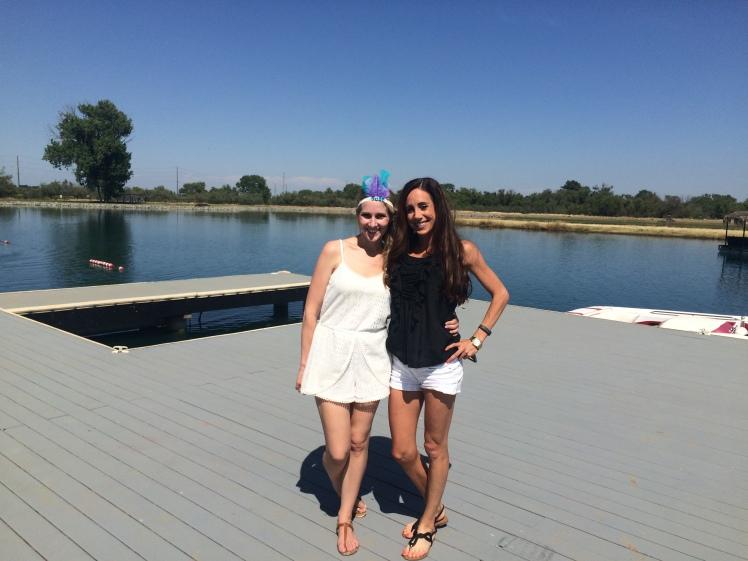 Me & my friend Jen