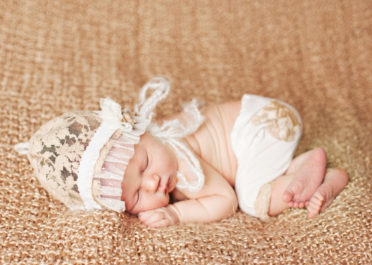 Harlow's Newborn Shoot