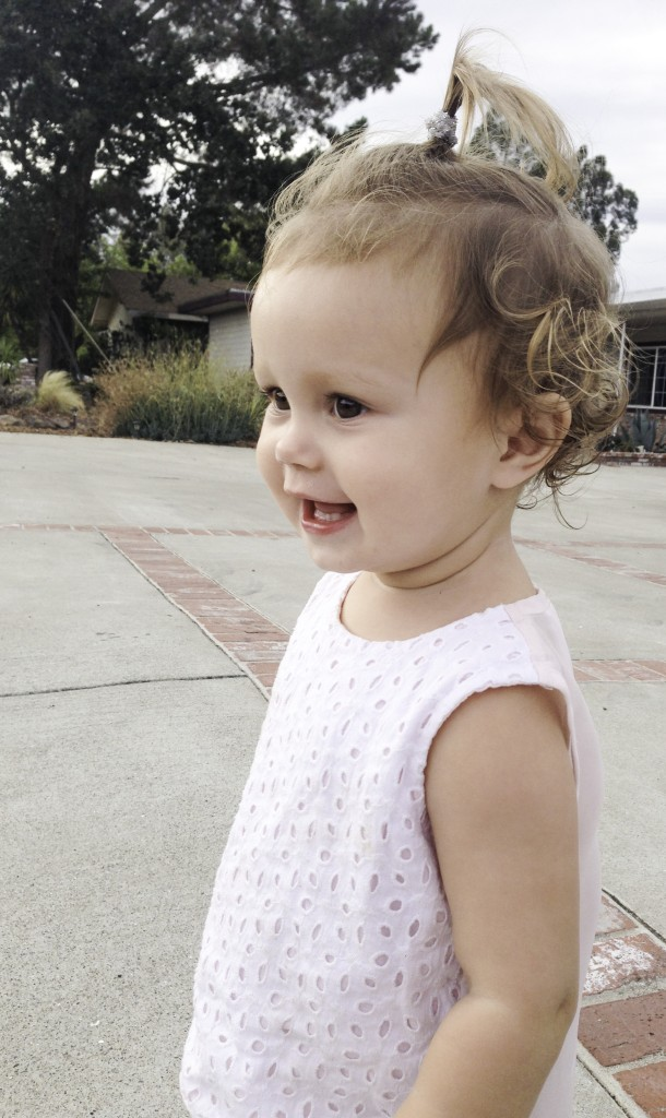harlow at 16 months